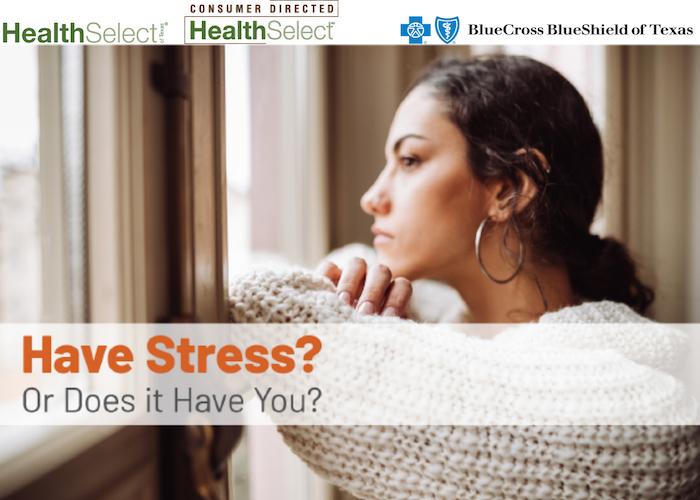 Address Your Stress Webinar