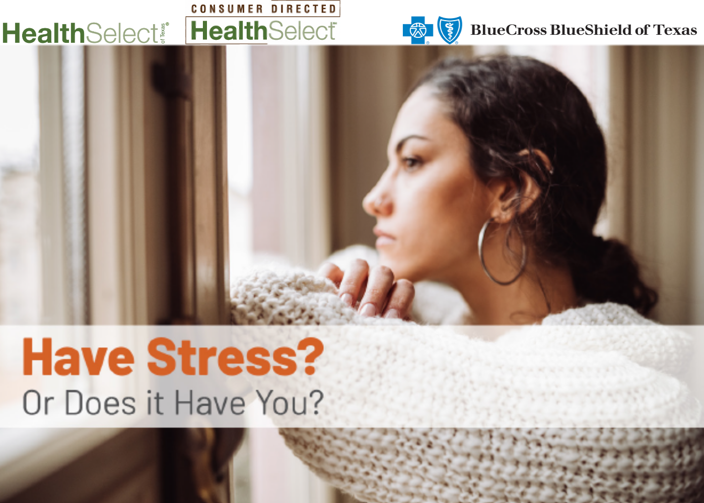 Have Stress? Or Does it Have You? Webinar