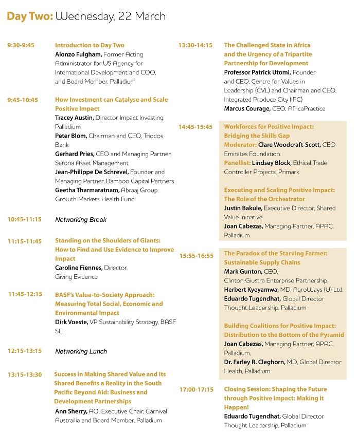 Agenda page 2 CT