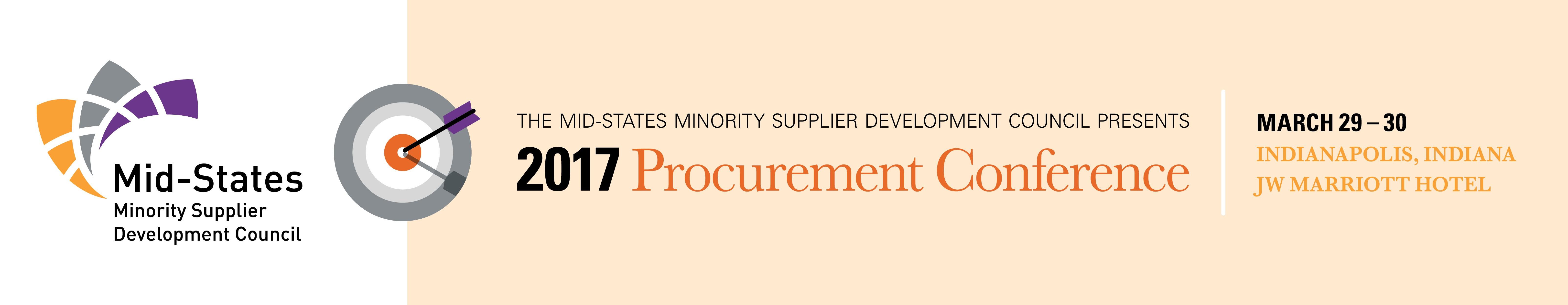 2017 Procurement Conference