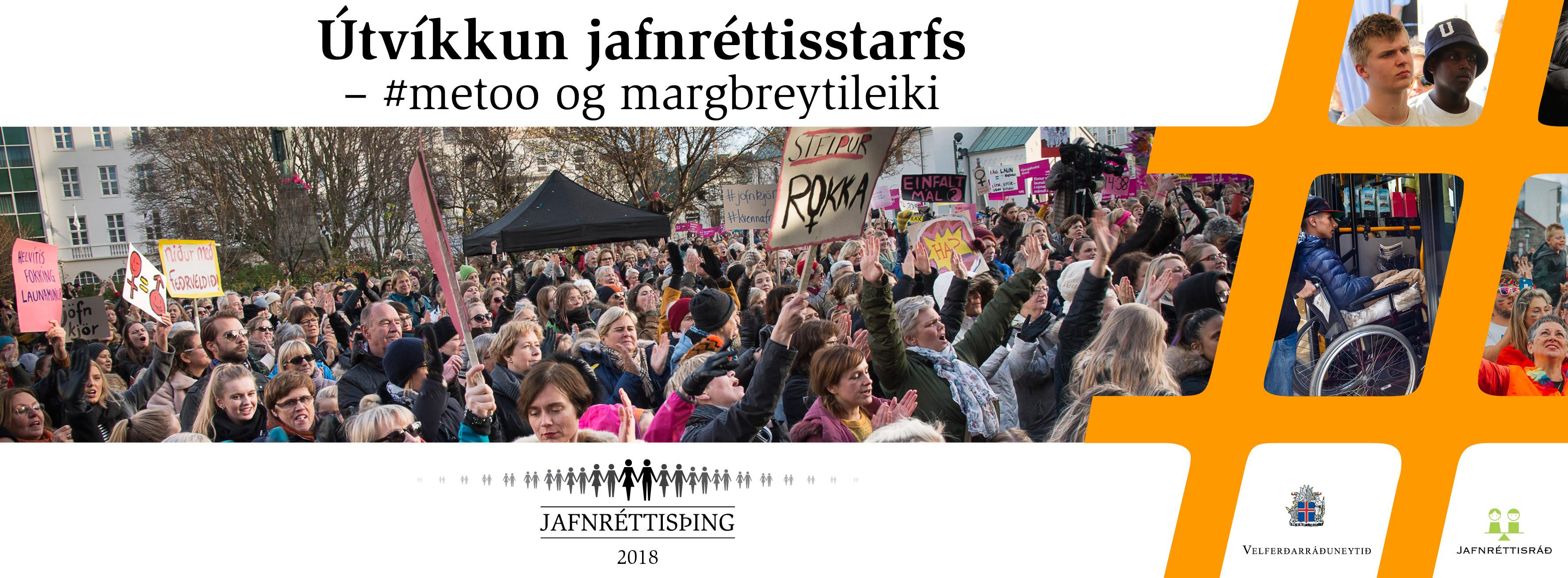 Jafnréttisþing 2018