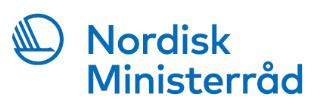 Norden logo med texta