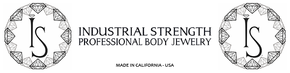 Industrial Strength Body Jewelry
