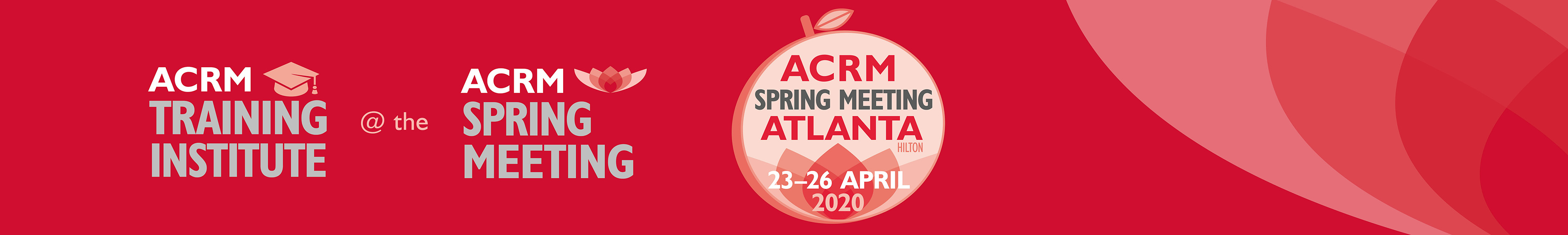 2020 ACRM Spring Meeting