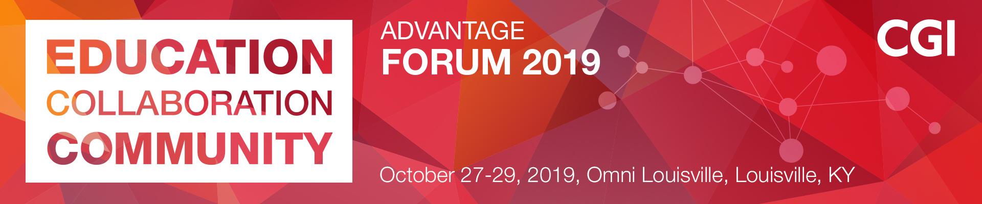 CGI Forum 2019