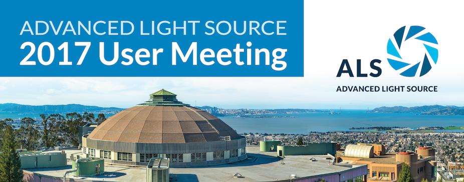 2017 Advanced Light Source User Meeting