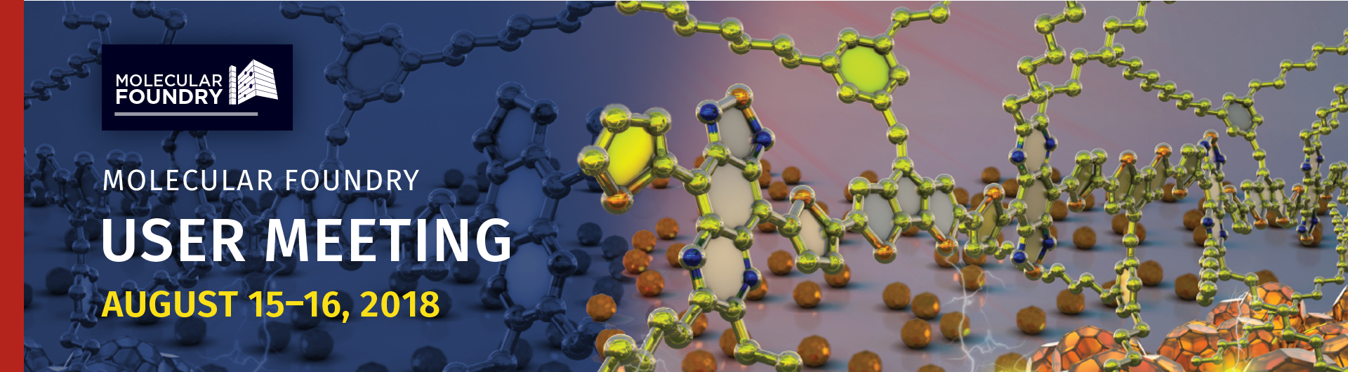 Molecular Foundry 2018 Annual User Meeting