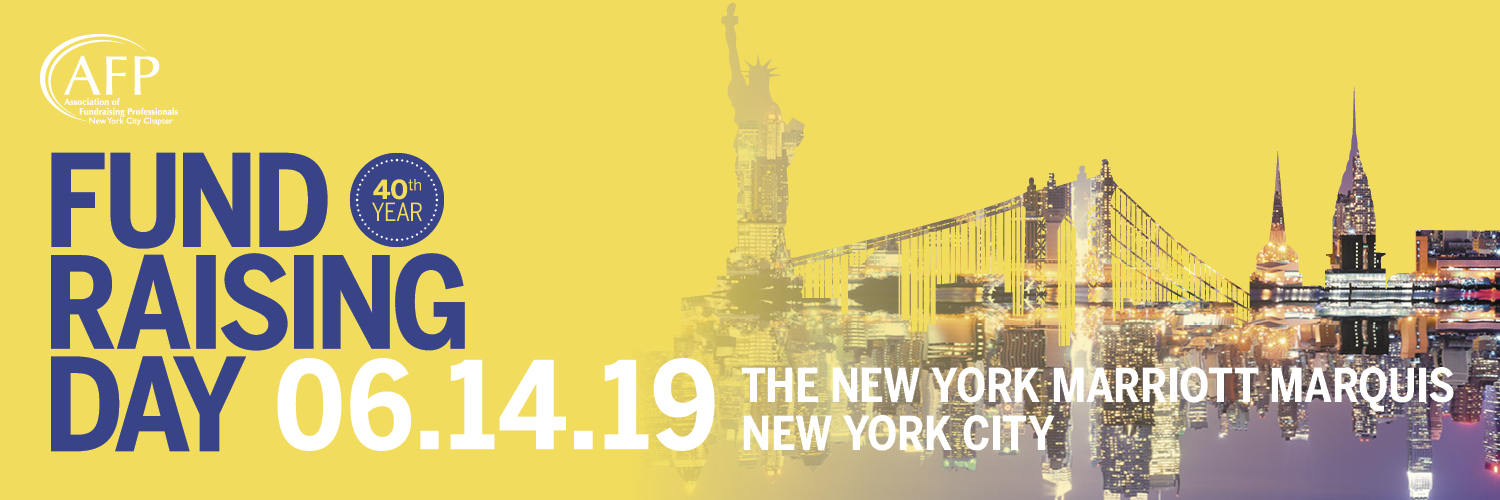 2019 Fundraising Day in New York