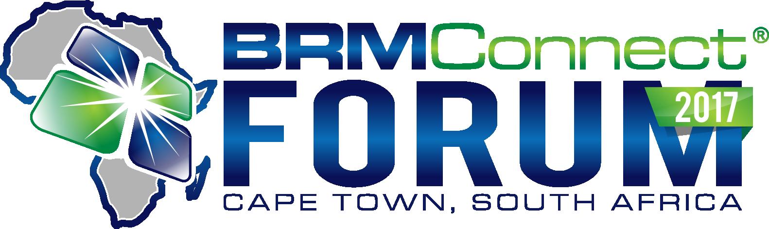 2017 BRMConnect Forum - Cape Town