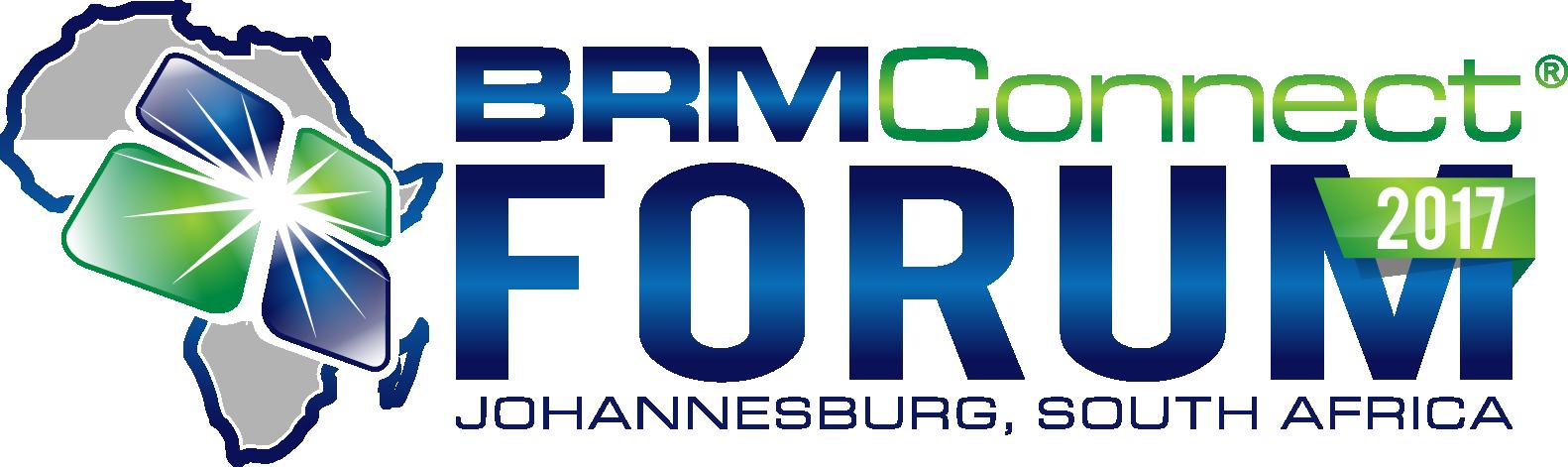 2017 BRMConnect Forum - Johannesburg