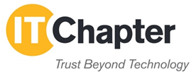 IT Chapter - Trust Beyond Technology - Logo Small