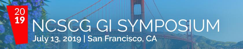2019 NCSCG GI Symposium
