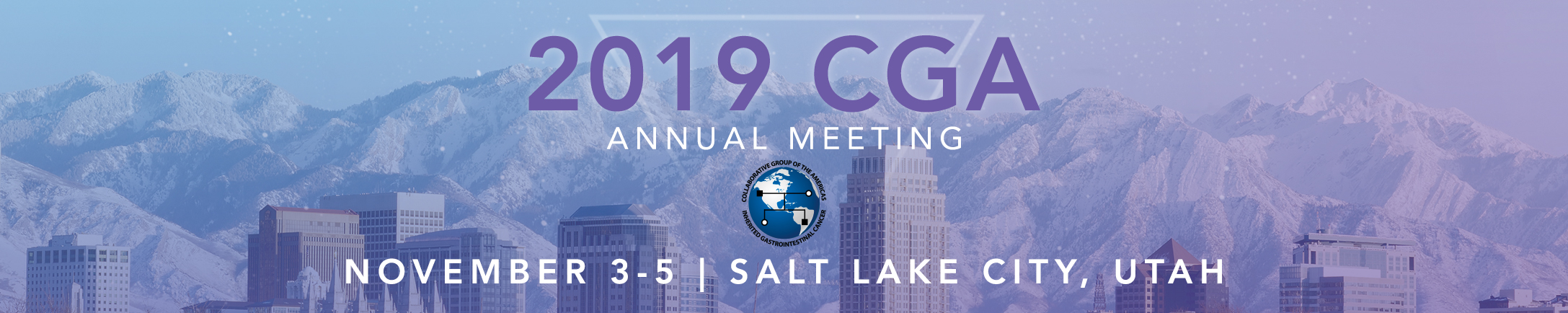 2019 CGA Annual Meeting