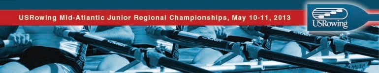 Official Housing Site for the USRowing Mid-Atlantic Junior Championships Regatta, May 10-11, 2013