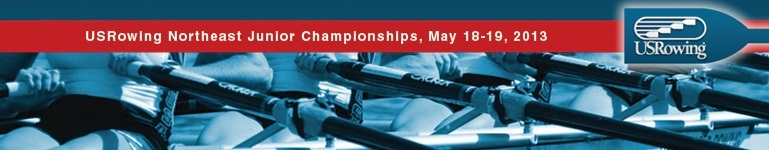 Official Housing Site for the USRowing Northeast Junior Championships Regatta, May 18-19, 2013