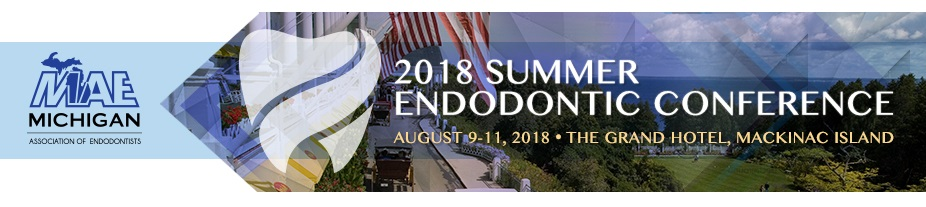 Michigan Association of Endodontics Biannual Meeting