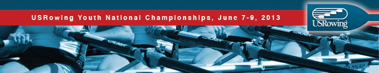Official Housing Site for the USRowing Youth National Championship Regatta June 7-9, 2013, Oak Ridge, TN