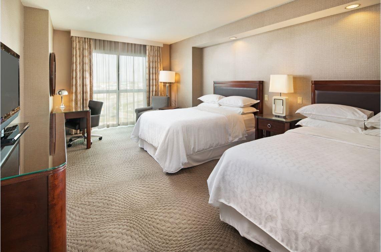 sheraton double room