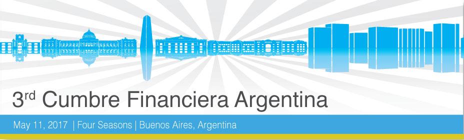 3rd Cumbre Financiera Argentina