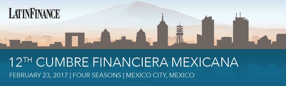 12th Cumbre Financiera Mexicana