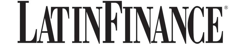 LatinFinance Logo - Black