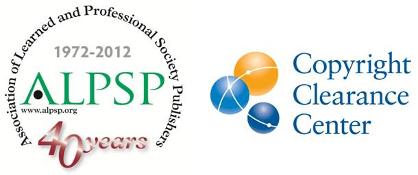 ALPSP and CCC Logo 2012