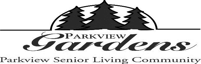 Parkview Gardens Logo