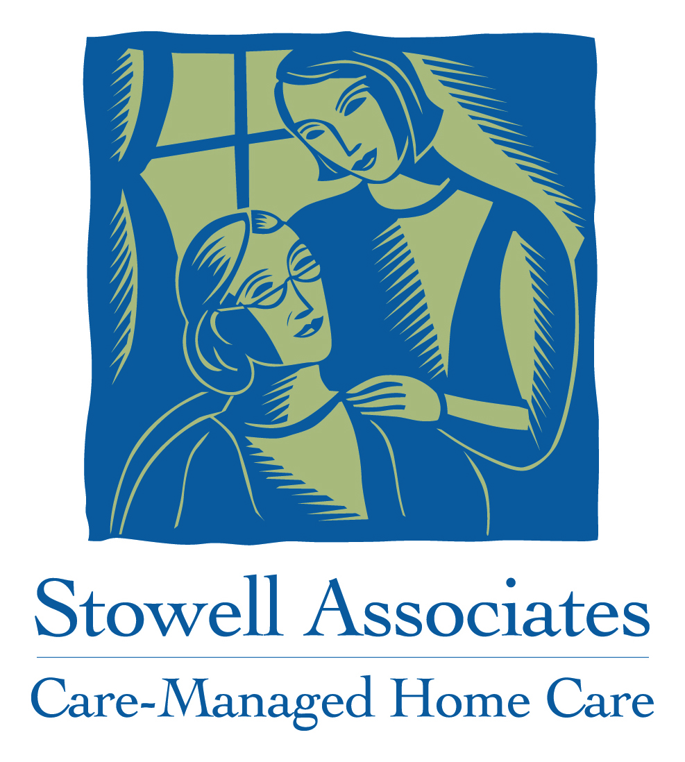 2-color  stowell logo