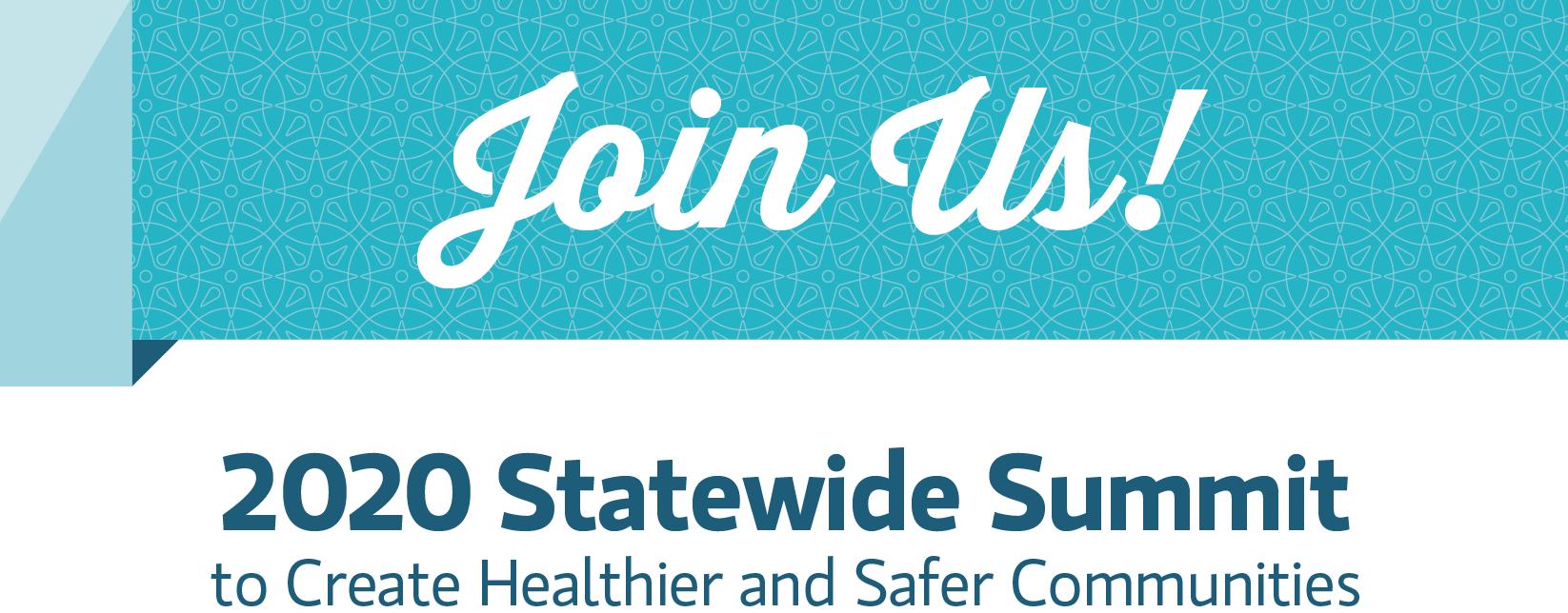 2020 Statewide Summit