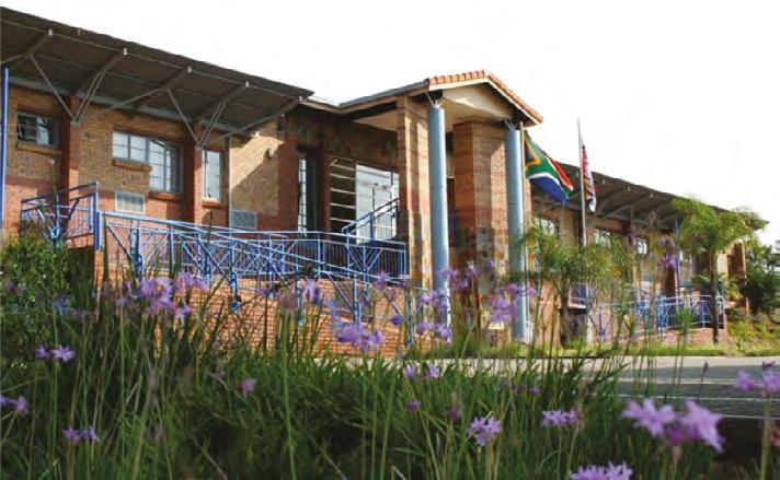 TUT Mbombela gebou