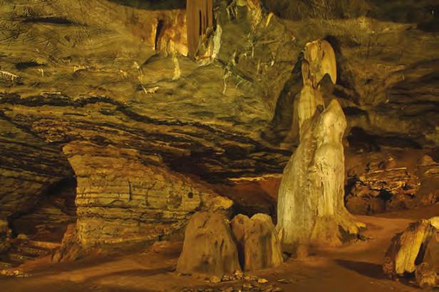 Kango grotte
