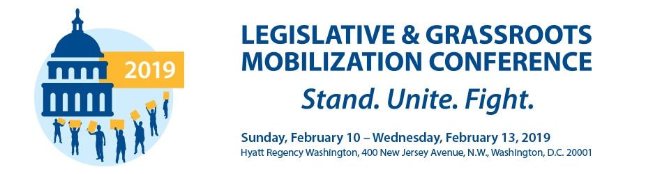 2019 Legislative and Grassroots Mobilization Conference