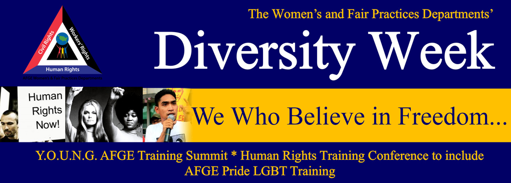 2016 Diversity Week Training