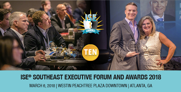 ISE® Southeast Executive Forum and Awards 2018