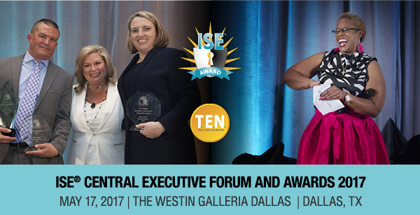 ISE® Central Executive Forum and Awards 2017