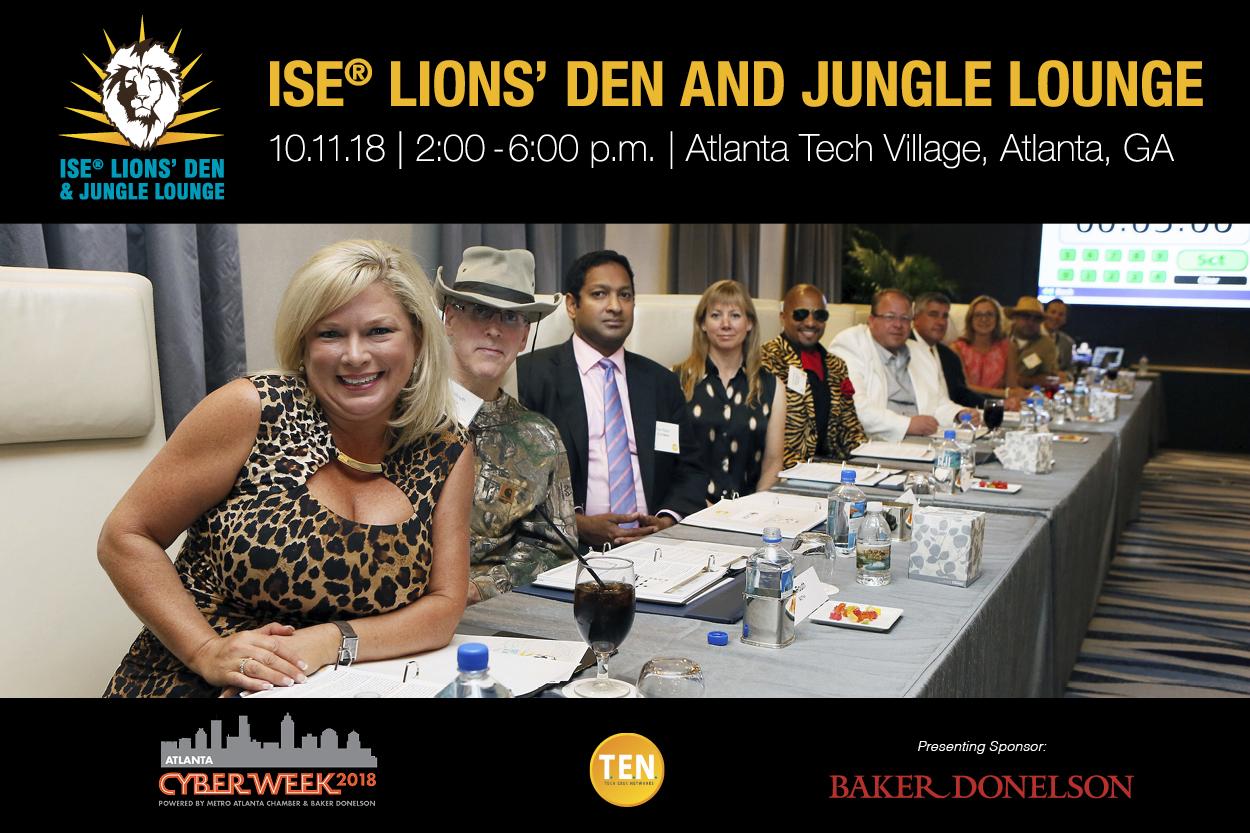 2018 ISE® Lions' Den & Jungle Lounge