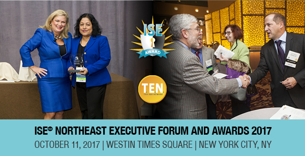 ISE® Northeast Executive Forum and Awards 2017