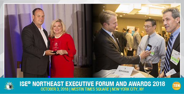 ISE® Northeast Executive Forum and Awards 2018