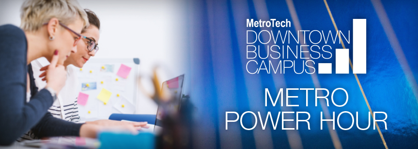 Metro Power Hour: Unleashing Innovation with Creative Problem Solving