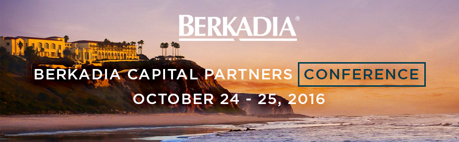 Berkadia Capital Partners Conference