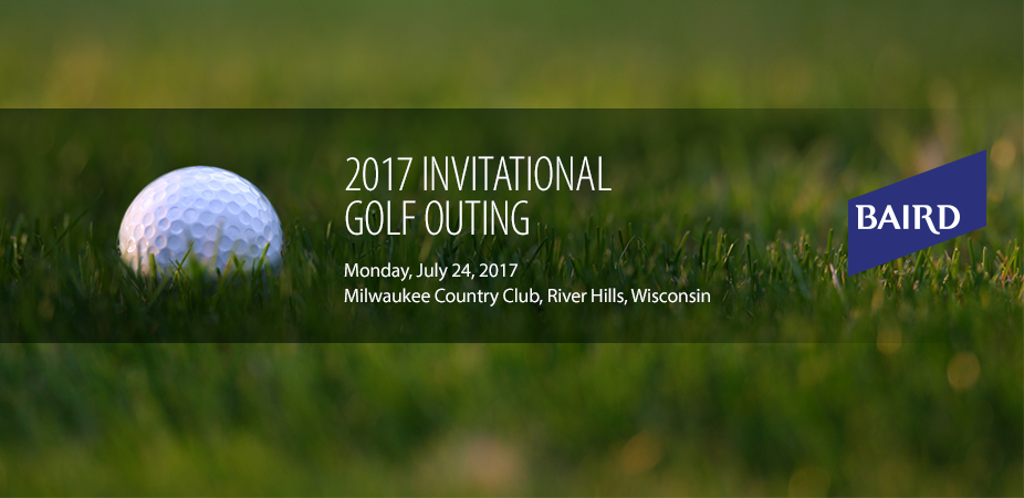 2017 Invitational Golf Outing