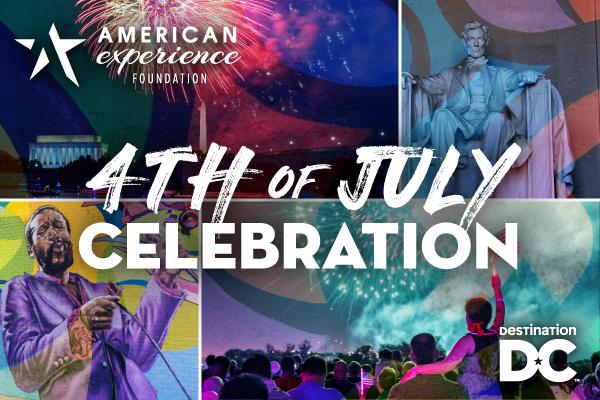 7th Annual AEF July 4th Celebration in Washington, DC