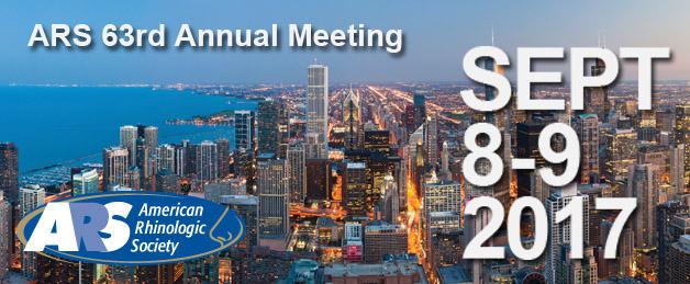 63rd Annual Meeting