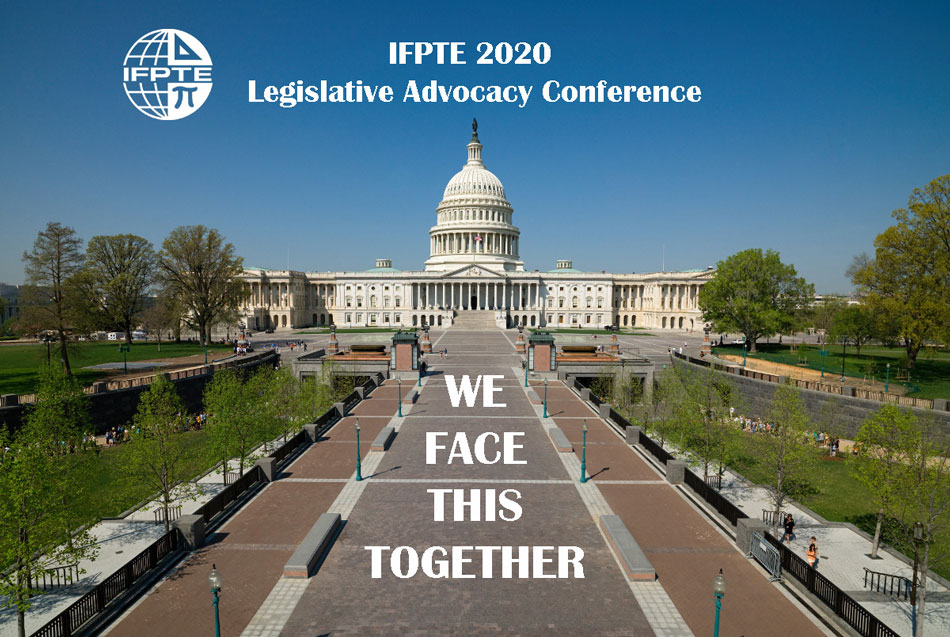 2020 IFPTE Legislative Advocacy Conference
