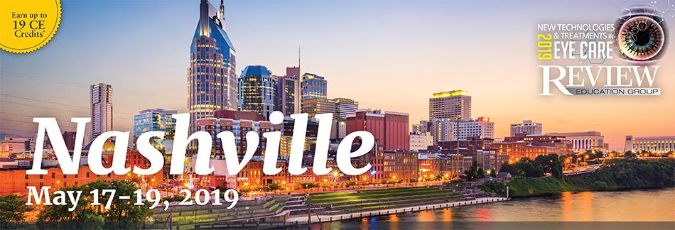 2019 New Technologies & Treatments in Eye Care: Nashville, TN