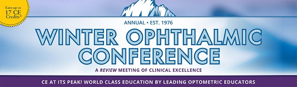 Winter Ophthalmic Conference 2020