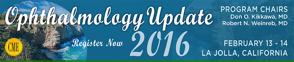 Ophthalmology Update 2016