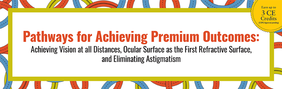 Pathways for Achieving Premium Outcomes - New York, NY - 11.19