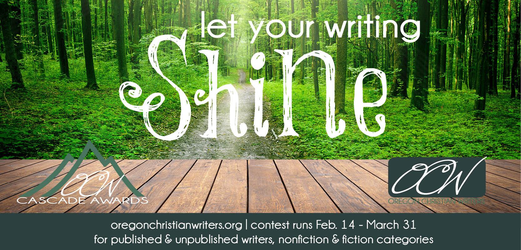Cascade Writing Contest 2017