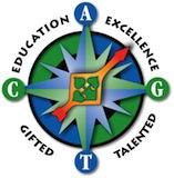 CAGT compass logo
